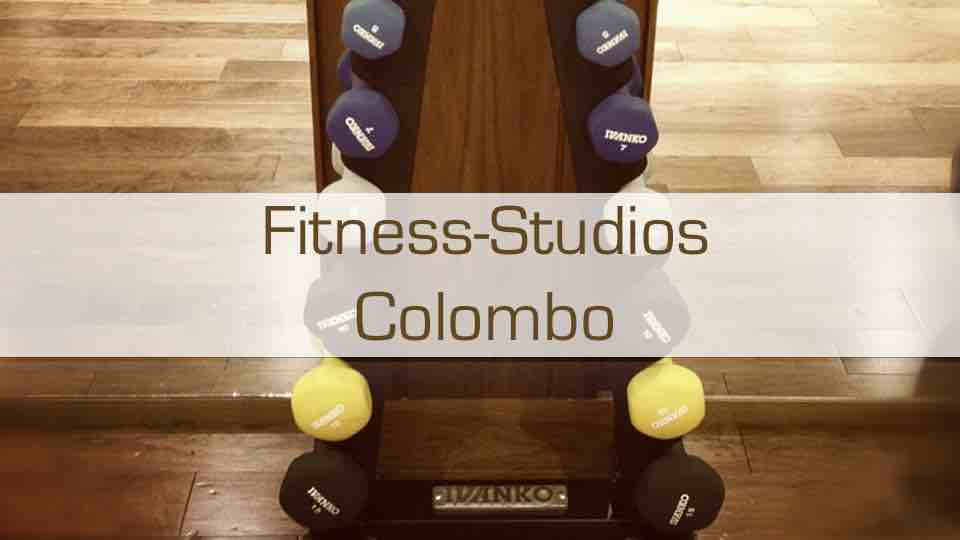 Fitness-Studios in Colombo Sri Lanka.