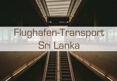 Flughafentransport Sri Lanka