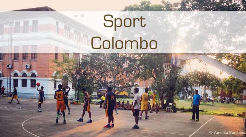 Sport Colombo Sri Lanka