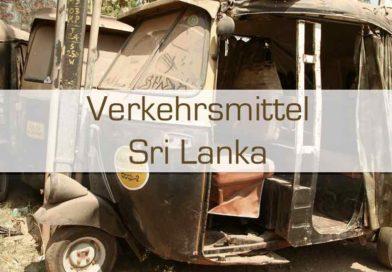 Transportation Sri Lanka