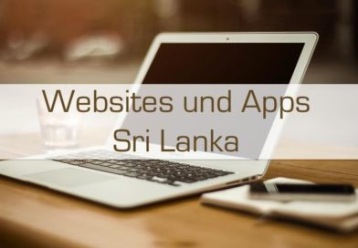 Websites und Apps Sri Lanka