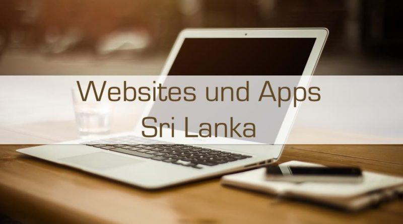 Websites und Apps Sri Lanka