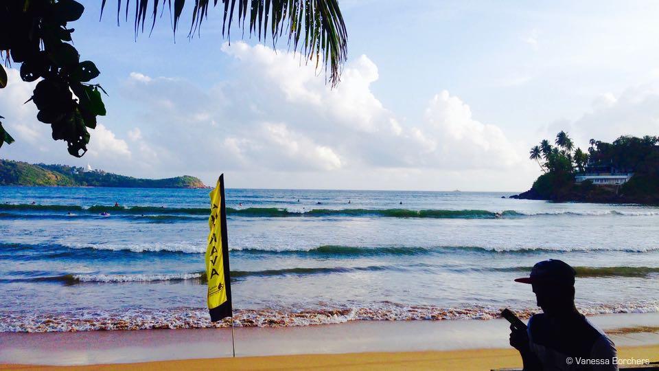 Bonavista-Point-Galle ideal zum Surfen