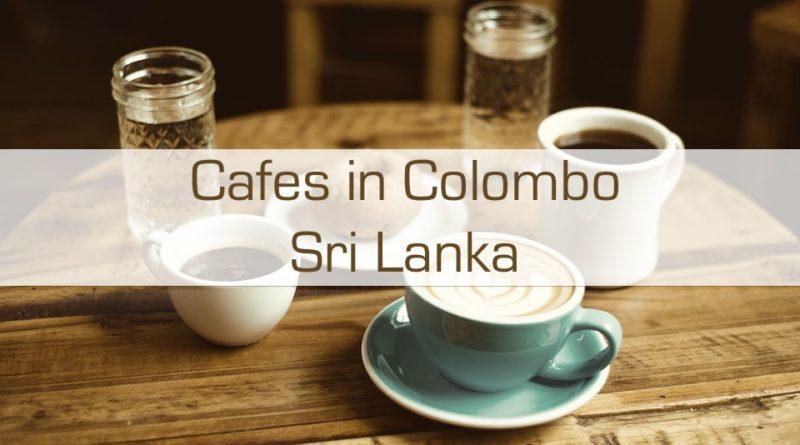 Cafes Colombo