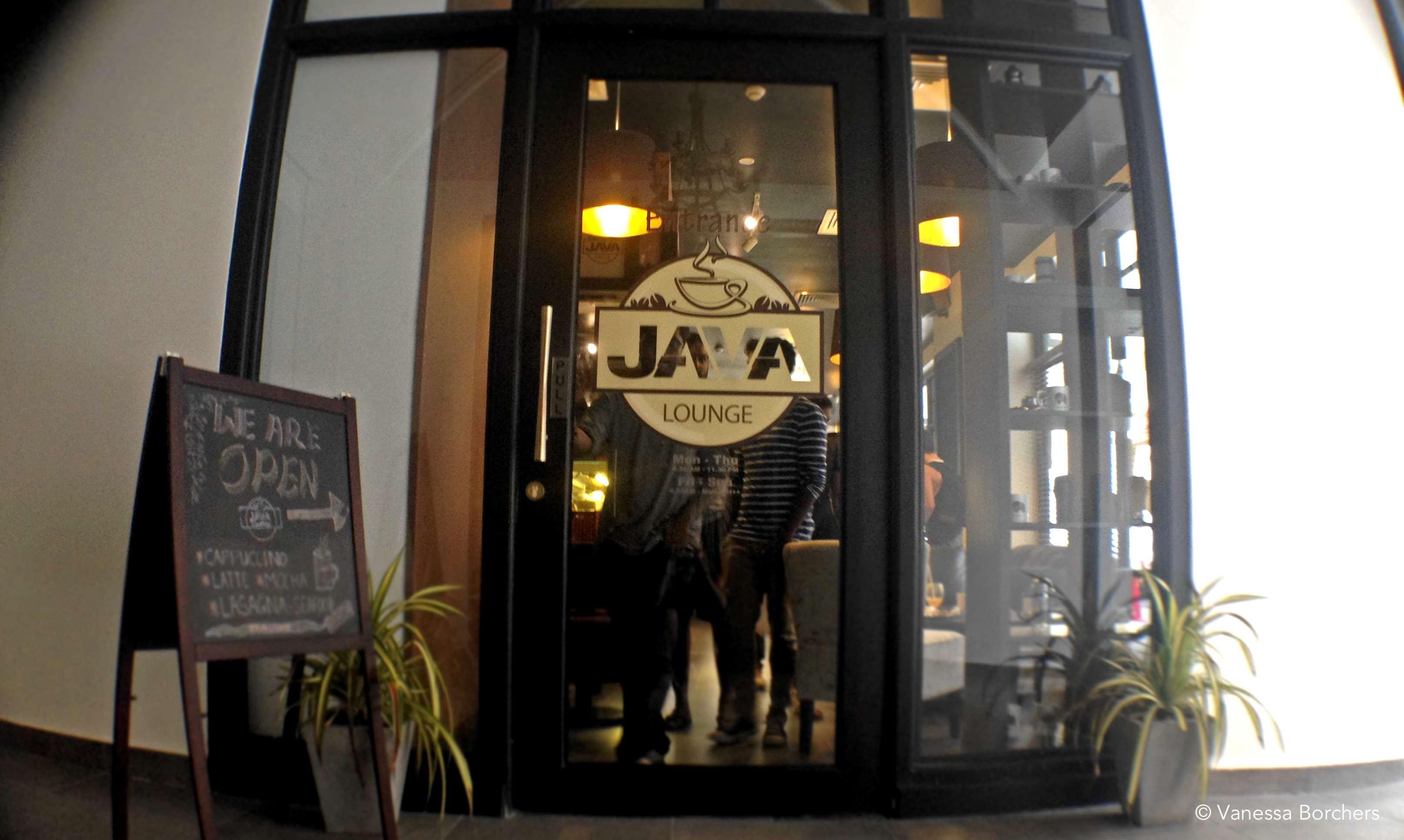 Cafe Java Lounge im Bezirk Fort