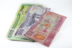 Währung Sri Lanka - Sri Lankan Rupees - Reisevorbereitungen Sri Lanka